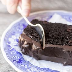 Death By Chocolate Zucchini Bread is a decadently addictive chocolate zucchini bread topped off with a creamy bittersweet ganache!