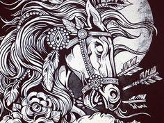 Warhorse  by Derrick Castle