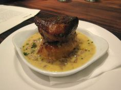 Animal Restaurant in Los Angeles, CA; definitely trying the foie gras biscuit with maple sausage gravy.