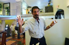 How an award-winning documentarian unearthed a damning new case against John McAfee | The Verge