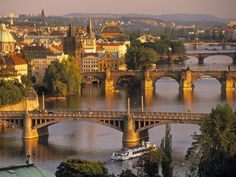 Someday, I will go to Prague.