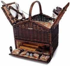 Picnic Baskets | Wicker Picnic Basket | Willow Picnic Basket | Bamboo Picnic Basket | Seagrass Picnic Basket | Picnic Totes | Lunch Tote Tailgating | BBQ | Outdoor furniture | Gardening Accessories and tools | BBQ Grills & Tools | Wine Totes | Coffee Totes | Cutting Boards | Picnic & Beyond | Picnic Time