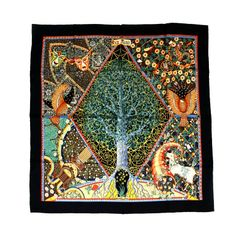 Hermes Scarf - Axis Mundy