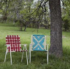 Backyard On A Budget: 5 DIY Outdoor Seating Refresh Ideas