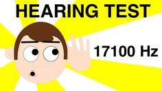 Hearing Test - How Old Are Your Ears?