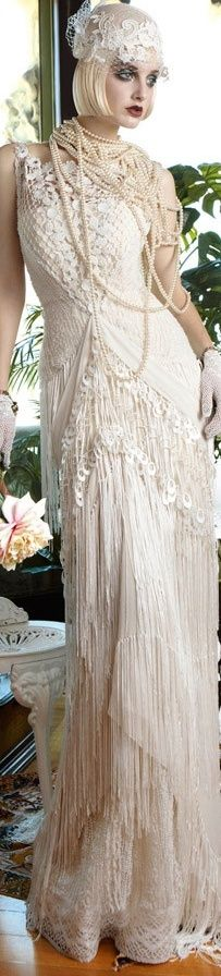 Perfect for a Gatsby Wedding