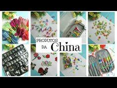 10 Itens de Costura e Bordado da China - Resenha de 200 Meadas, 42 Calcadores e muito mais! - YouTube