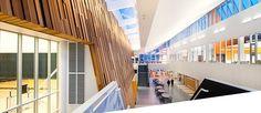 Duchess Park Secondary School « HCMA Architecture + Design