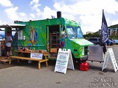 Sage Island: Best Food Truck on St Thomas #stthomas #bestfoodtruck #sageisland