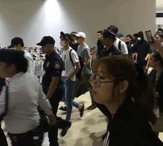 BTS Arrival at NAIA Airport MANILA – PHILIPPINES [160729]