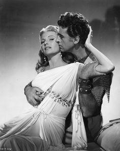 Rita Hayworth and Stewart Granger - Salome (1953)