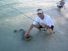 Captain Joe Johnson Inshore Fishing Guide Catch - Captain Joe ChartersCaptain Joe Charters