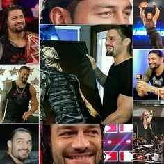 Roman Reigns Smile, Wwe Roman Reigns, Roman Regins, Wwe Superstar Roman Reigns, How To Draw Hair, Wwe Superstars, Romans, Michael Jackson, Wrestling