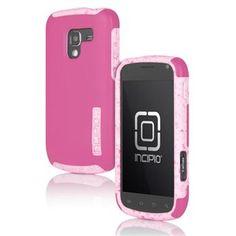 #Incipio #Samsung Galaxy Exhilarate SILICRYLIC DualPro ECO case. $29.99 #ecofriendly #pink