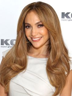 Jennifer Lopez Hairstyles-love her hair here