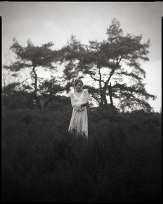 Untitled, photography by Jan Scholz. Idoiaa @ kalmthout. deardorff 8x10. available light. In People, Portrait, Female. Untitled, photography by Jan Scholz. Image #386322