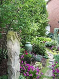 types of stepping stones for yards - Google Search