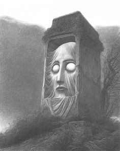 Kai Fine Art is an art website, shows painting and illustration works all over the world. Dark Fantasy Art, Dark Art, Arte Horror, Horror Art, Art And Illustration, Illustrations, Art Macabre, Art Sinistre, Art Noir