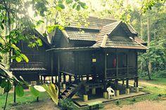 Traditional house Kelantan