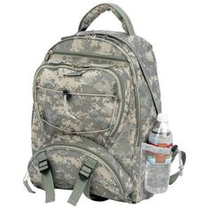 Extreme-Pak-Digital-Camo-Water-Resistant-Hiking-Camping-Back-Pack-Backpack-EDC