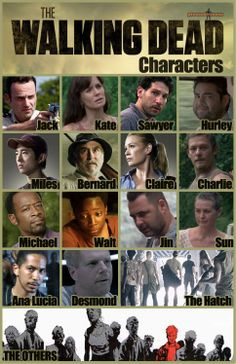 The Walking Dead All Characters   SERIE The Walking Dead - Pagina 13