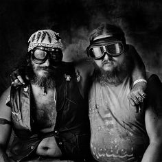 Hell's Angels by Sandro Miller
