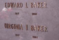 Virginia Irene <i>Grove</i> Baker