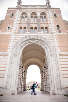 Rice University Photographer / Stacy Anderson Photography / Houston engagement photographer / Houston wedding photographer