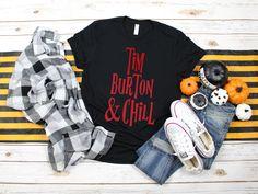 90s Shirts, Fall Shirts, Horror Shirts, Boo Halloween, Women Halloween, Halloween Vinyl, Halloween Candy, Halloween Crafts, Mens Halloween Shirts