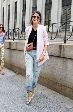 Leandra Medine (aka The Man Repeller)