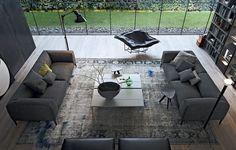 Canapés de design contemporain à Genève