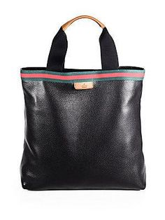 Gucci Cannes Tote Bag - Black
