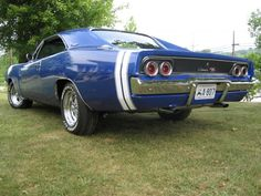 1968 Dodge Charger 1968 Dodge Charger, Charger Rt, 64 Impala, Surf Rods, Plymouth Cars, Chrysler Cars, American Muscle Cars, Hot Cars, Motor Car