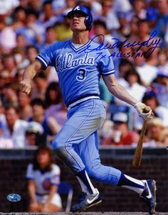 Dale Murphy--my childhood idol and who made me fall in love with game