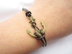 anchor braclet