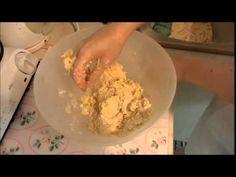 Ζύμη τραγανή για πίτες - YouTube Greek Desserts, Bread And Pastries, Sweet And Salty, Sweets Recipes, Party Time, Recipies, Ice Cream, Baking, Breakfast