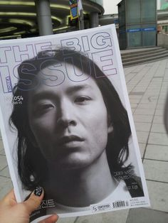 Buy The Big issue. @soul station