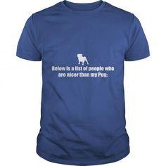 Below Is A List Of People Pug T Shirts, Hoodies, Sweatshirts. CHECK PRICE ==► https://www.sunfrog.com/Funny/Below-Is-A-List-Of-People--Pug-Royal-Blue-Guys.html?41382