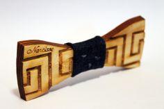 Vague - Papillon in legno
