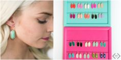 Cents of Style: THREE Pairs of Earrings Under $16 Shippe!
