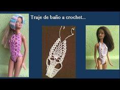 Watch This Video Incredible Crochet a Bear Ideas. Cutest Crochet a Bear Ideas. Sewing Barbie Clothes, Barbie Dolls Diy, Knitting Dolls Clothes, Crochet Doll Clothes, Barbie Dress, Barbie Patterns, Doll Clothes Patterns, Crochet Doll Dress, Crochet Videos