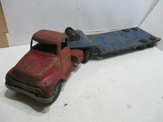 Lowboy, Tonka Toys, Ebay Search, Toy Trucks, Toy Sale, Old Toys, Tin, Free Shipping, Vintage