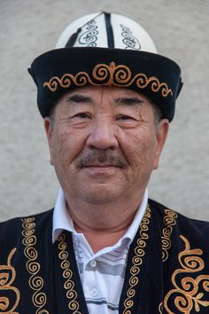 Man from Karakol, Kyrgyzstan