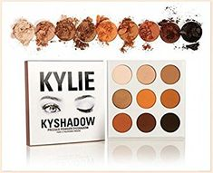 Kylie Eyeshadow The Bronze Palette | Kyshadow Available with more discount at https://www.amazon.in/dp/B075LTF344 or  visit www.fabshoppinghub.com more offers available call/whatapp- 9582855926