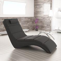 Pohodlné relaxačné kreslo LONG.