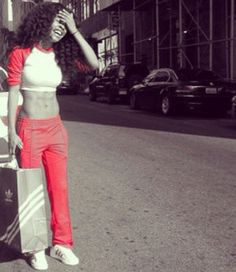 Teyana Taylor ♔Life, likes and style of Creole-Belle ♥