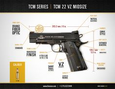 Rock Island Armory Debuts New TCM Series Pistols at SHOT Show 2013 | Newsroom | News & Media | Armscor USA #rockislandarmory, #1911, #pistol