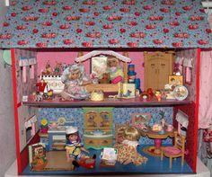 a dollhouse for Ann Estelle