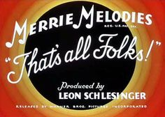 Looney Tunes - Warner Brothers  Reviewing and Reflecting every single Warner Bros. cartoons from Bosko to Cool Cat.