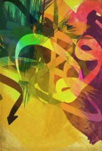 Vivid Colours by Khalid Shahin